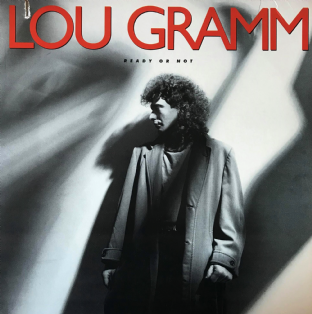 Lou Gramm ‎- Ready Or Not (LP) (VG-/VG-)